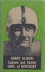 Harry Ulinski 1950 Topps Feltbacks
