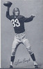 Sammy Baugh W468 1948-52 Exhibit arcade cards