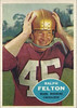 Ralph Felton 1960 Topps