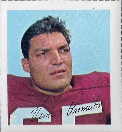 Vince Promuto 1964 Wheaties