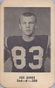 Joe Gibbs 1962 San Diego State College Aztecs Football Schedules