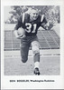 Don Bosseler 1961 Jay Publishing Redskins