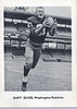 Gary Glick 1961 Jay Publishing Redskins