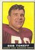 Bob Toneff 1961 Topps