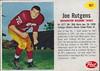 #197 Joe Rutgens 1962 Post Cereal