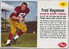 #190 Fred Hageman 1962 Post Cereal