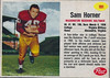 #191 Sam Horner 1962 Post Cereal