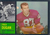 Fred Dugan 1962 Topps