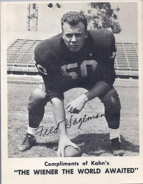 Fred Hageman 1963 Kahn's