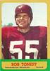 Bob Toneff 1963 Topps