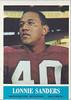 Lonnie Sanders 1964 Philadelphia
