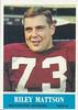 Riley Mattson 1964 Philadelphia