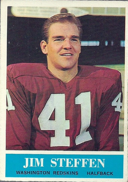 Jim Steffen 1964 Philadelphia