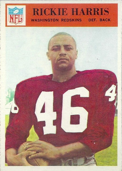 Rickie Harris 1966 Philadelphia