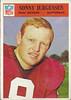 Sonny Jurgensen 1966 Philadelphia