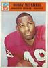 Bobby Mitchell 1966 Philadelphia