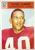 Lonnie Sanders 1966 Philadelphia