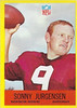 Sonny Jurgensen 1967 Philadelphia