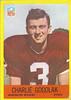 Charlie Gogolak 1967 Philadelphia Gum