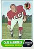 Carl Kammerer 1968 Topps
