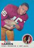 Rickie Harris 1969 Topps