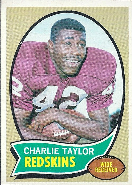 Charley Taylor 1970 Topps