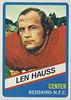 Len Hauss 1976 Town Talk