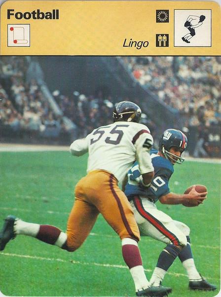 Chris Hanburger 1978 Sportscaster