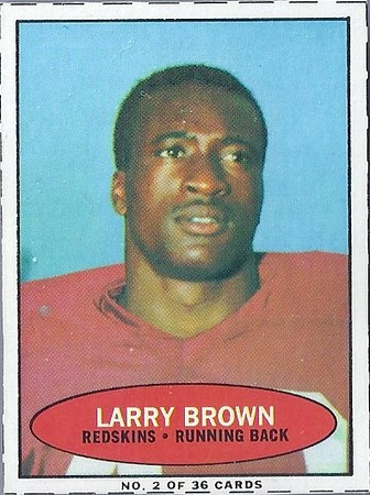 Larry Brown 1971 Bazooka