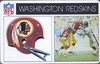 1976 Popsicle Redskins