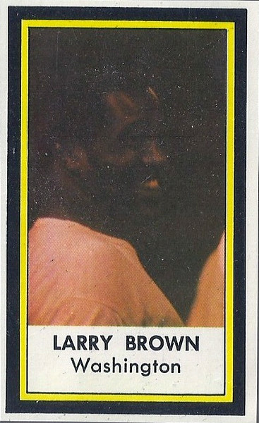 Larry Brown 1972 Dell Photos