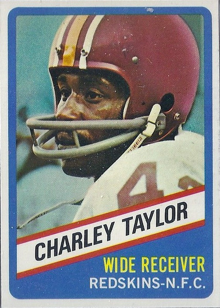 Charley Taylor 1976 Town Talk