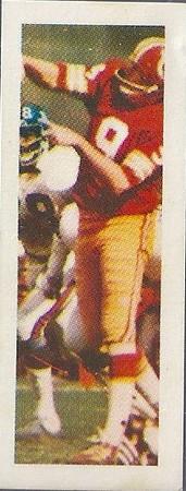 Sonny Jurgensen 1976 Sugar Daddy