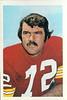 1971 1972 NFLPA Stamps Diron Talbert