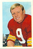 1971 1972 NFLPA Stamps Sonny Jurgensen