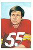 1971 1972 NFLPA Stamps Chris Hanburger