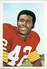 1971 1972 NFLPA Stamps Charley Taylor