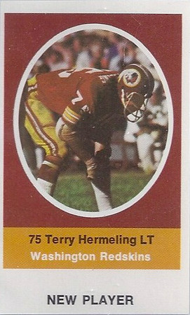 Terry Hermeling 1972 Sunoco Stamps Update