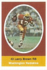 Larry Brown 1972 Sunoco Stamps