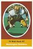 Walt Rock 1972 Sunoco Stamps