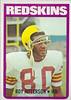Roy Jefferson 1972 Topps