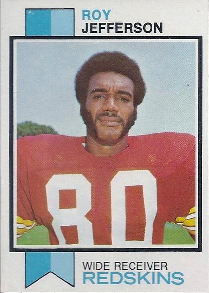 Roy Jefferson 1973 Topps