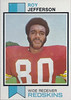 Roy Jefferson 1973 Topps