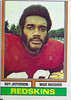 Roy Jefferson 1974 Topps