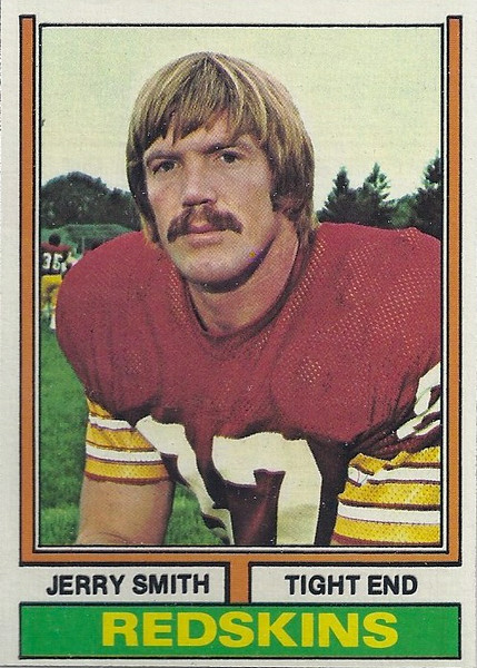 Jerry Smith 1974 Topps