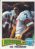 Joe Theismann 1975 Topps
