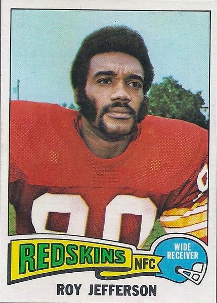 Roy Jefferson 1975 Topps