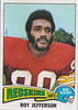 Roy Jefferson 1975 Topps