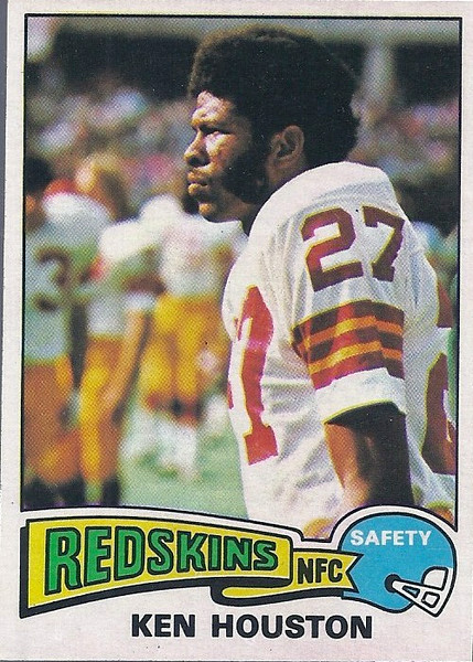 Ken Houston 1975 Topps