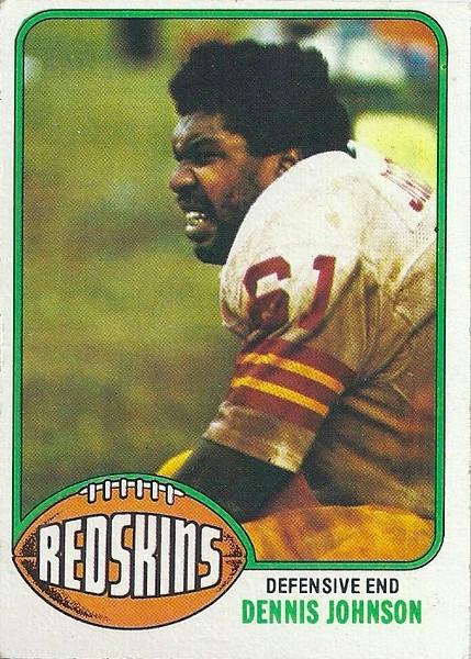 Dennis Johnson 1976 Topps